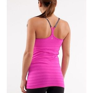 Lululemon Ebb and Flow Womens Racerback Tank Top
